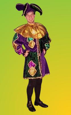 Mardi Gras - Jester