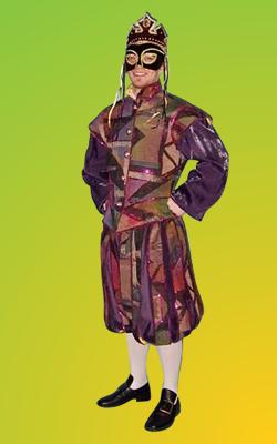 Mardi Gras - Jester 2